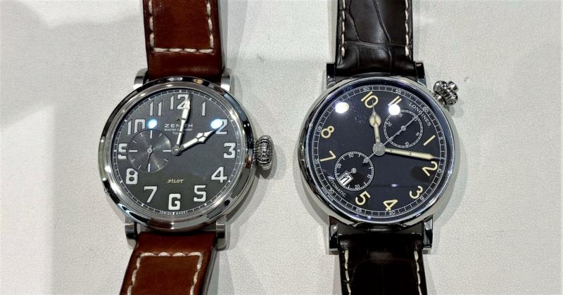 Nouveauté :  L'Avigation Watch Type A-7 de Longines Img_0911