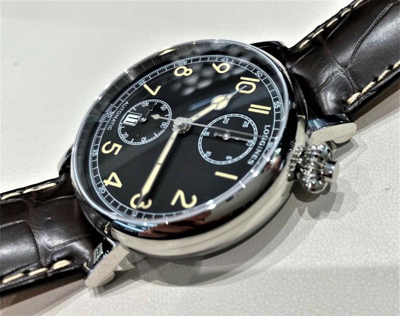 Nouveauté :  L'Avigation Watch Type A-7 de Longines Img_0912