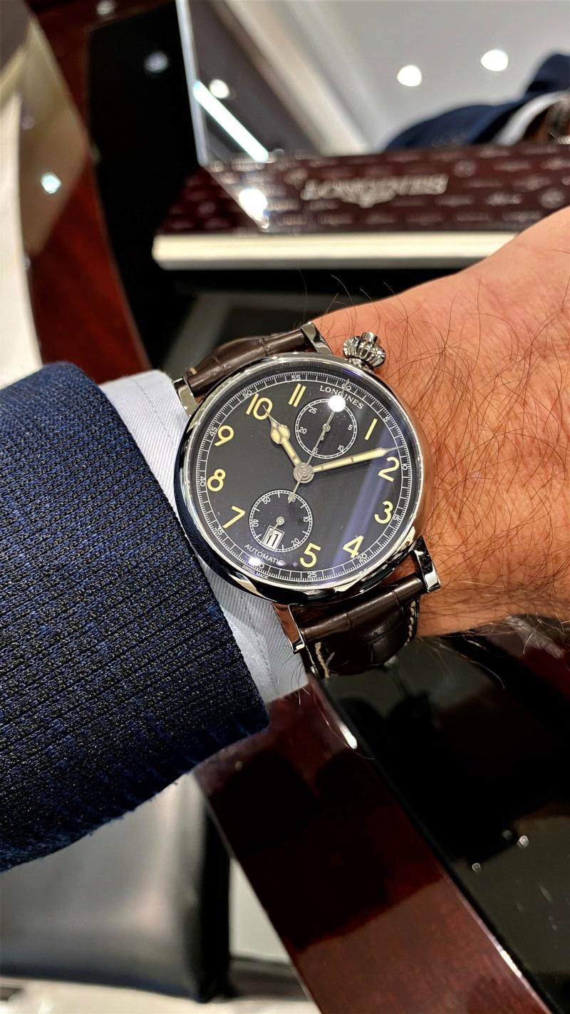 Nouveauté :  L'Avigation Watch Type A-7 de Longines Img_0913