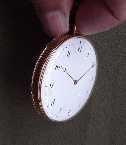 Quelle est votre plus belle conquête horlogère ? (Avec photo !)  - Page 2 Dscf1115
