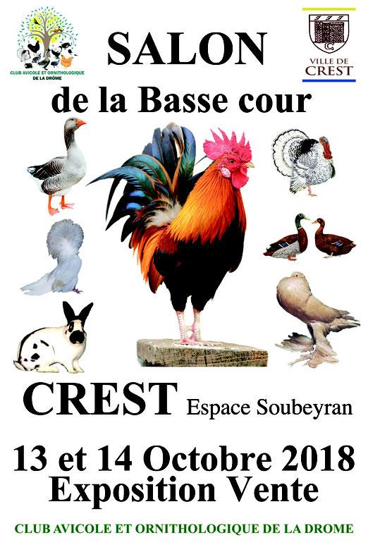Expo avicole nationale à Crest dans la Drôme Image11