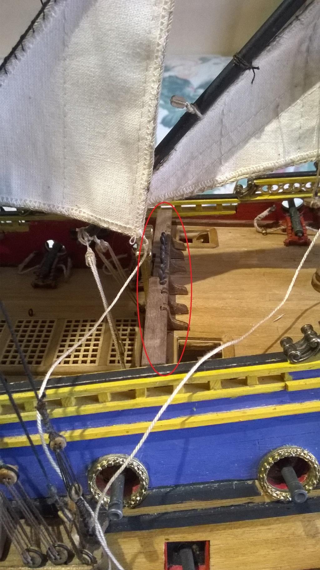 L'Ambitieux  un des navires de Tourville par michaud - Page 35 Wp_20127