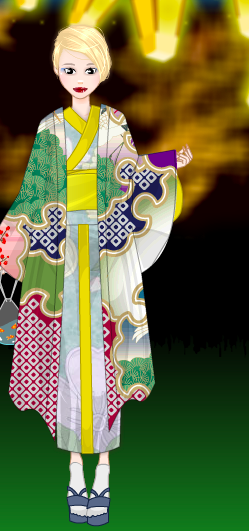 Spring Kimono Gallery Screen11