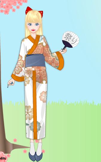 Spring Kimono Gallery Screen14