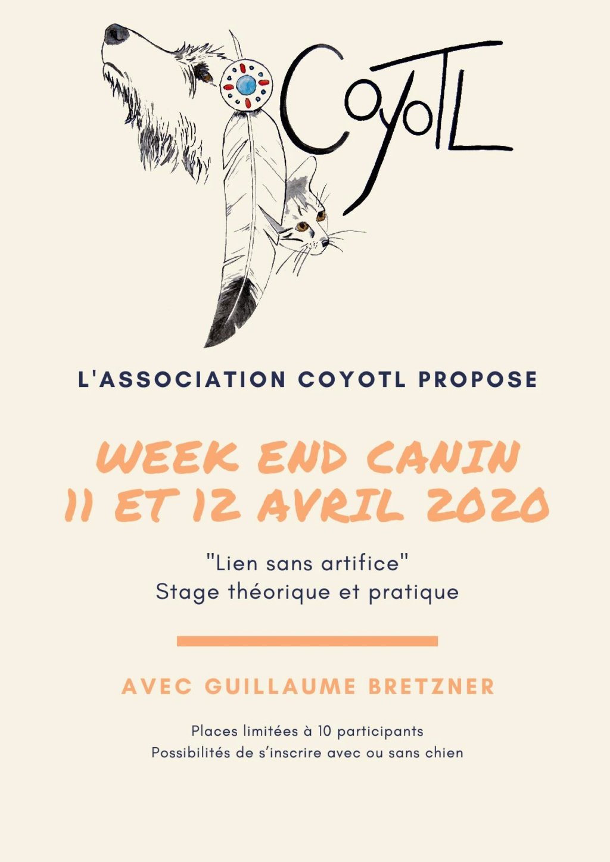 """""""Lien sans Artifice"""" - Guillaume Bretzner invité par Coyotl  septembre 2020 Week-e10"""