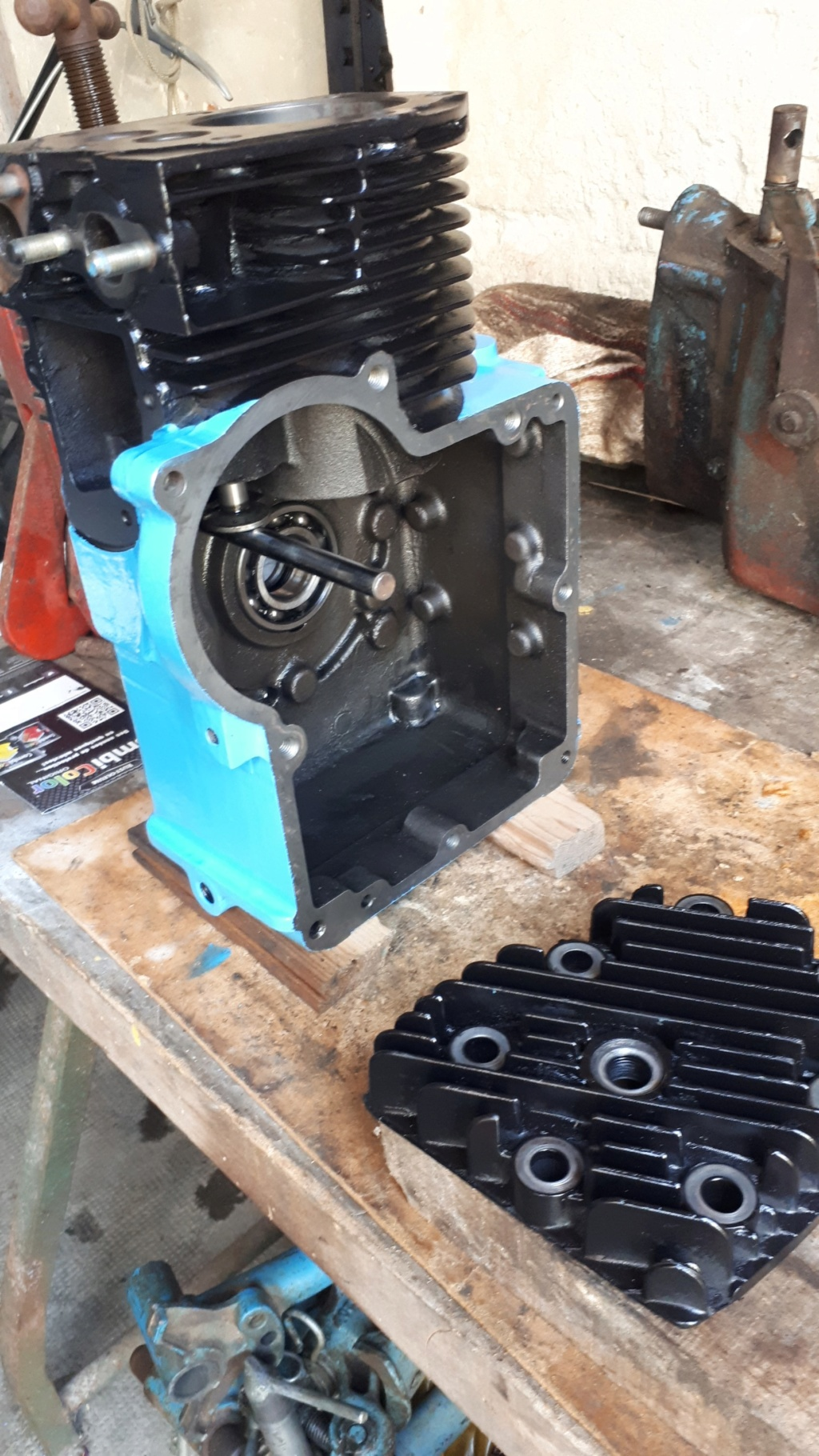 Pp2x - Rénovation Moteur MAG 1029 SRLX (PP2X SM) 20180917