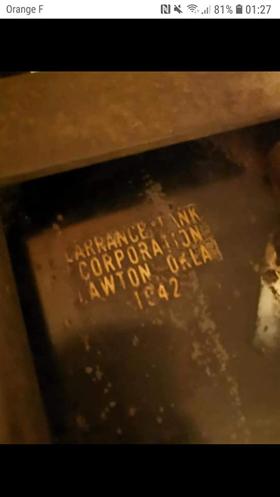 Coffre Fort US 1942 soldes ? documents confidentiels ? 12373010