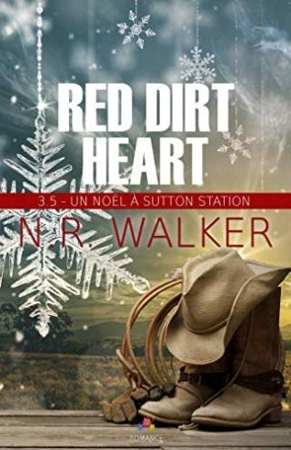 Red Dirt Heart, T3.5 : Un noêl à Sutton Station de N.R Walker 51aaf610