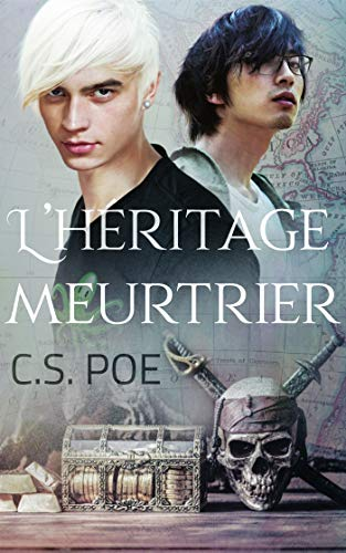 L'héritage meurtrier - C.S. Poe 51b1m310