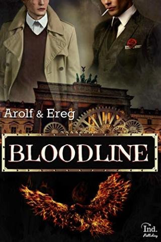 BLOODLINE : livre 2 - Arolf & Ereg 51bz3h10