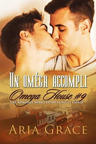 Omega House T9 : Un oméga accompli - Aria Grace  51ecxh10