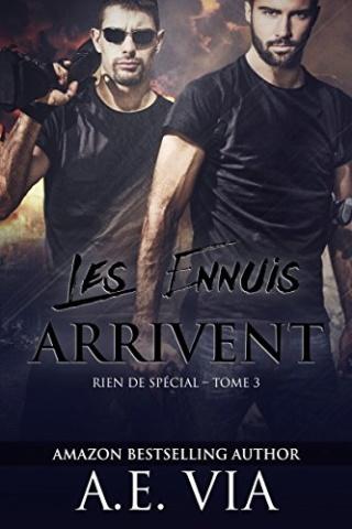 RIEN DE SPECIAL - Rien de spécial T3 : Les Ennuis Arrivent- A.E. Via 51hhaw10