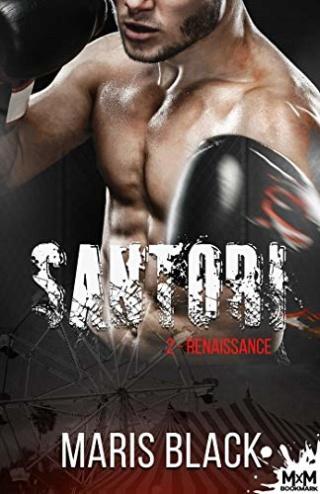 Santori T2 : Renaissance - Maris Black 51mixh10