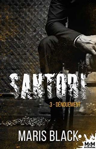 Santori T3 : Dénouement - Maris Black 51qkc310