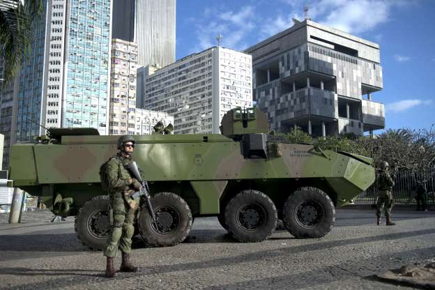 50 Top Most powerful military nations of 2019  Brazil10
