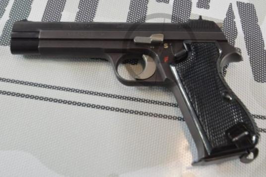 SIG P210 / 2 Police carcasse aluminium 00001_10