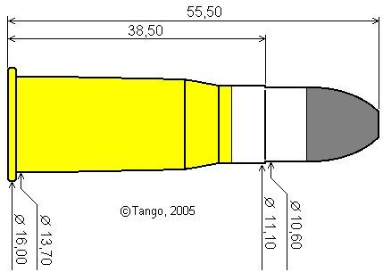 Munitions Peabody Suisse en 10,4 Vetterli 10_4x310