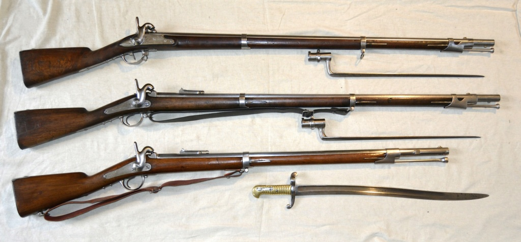 Carabine à percussion calibre 17 mm de la Police Suisse de Lucerne ??? 184210