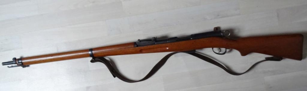 SCHMIDT - RUBIN  IG 11 de 1917 45612011