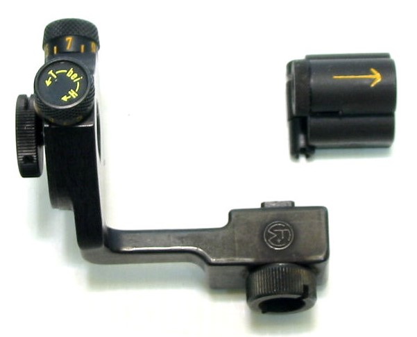 projet d'acquisition d' un schmidt rubin K31 Dioptr10