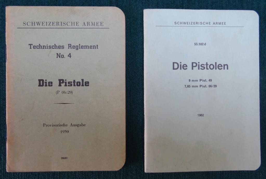 2 Notices P 49 - P 06/29 de 1962 et P 06/29 de 1939 Manuel10