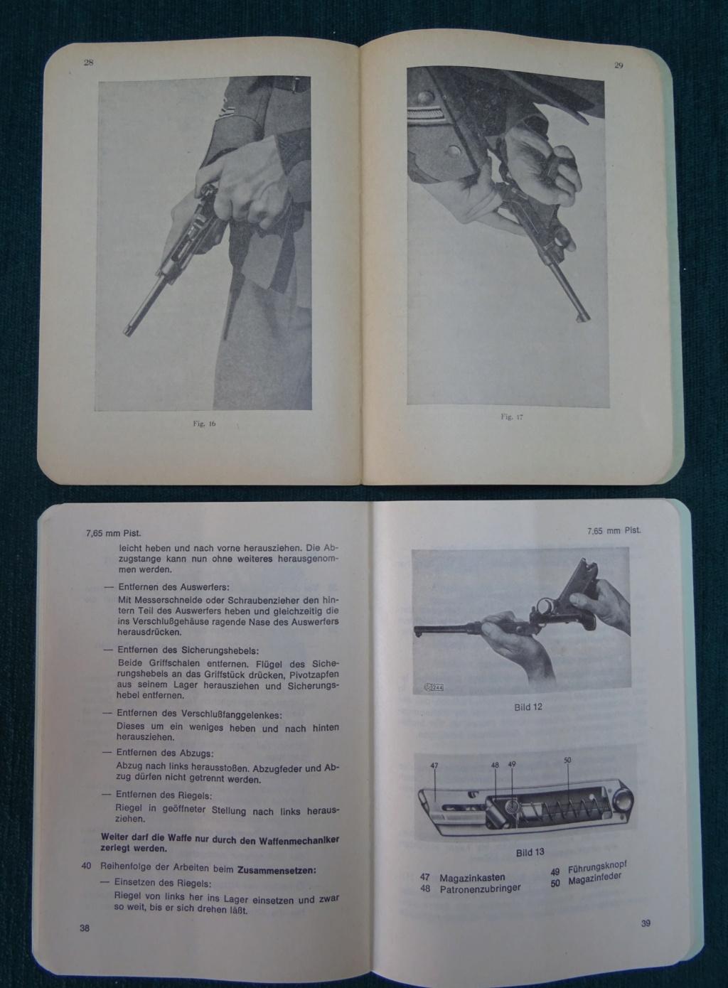 2 Notices P 49 - P 06/29 de 1962 et P 06/29 de 1939 Manuel11
