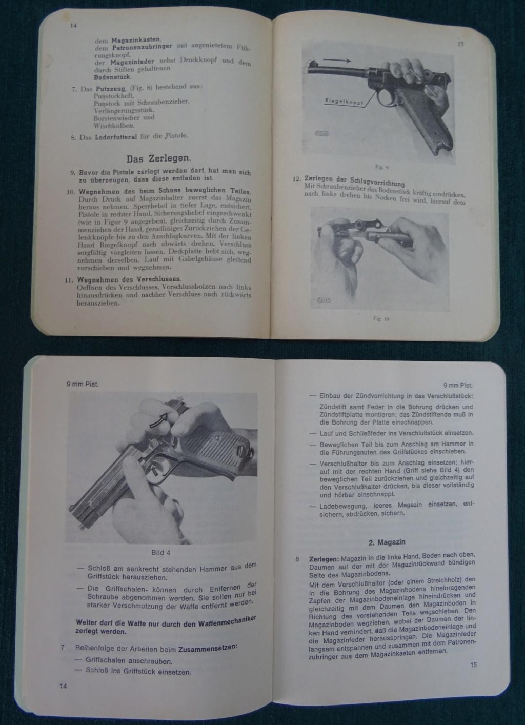 2 Notices P 49 - P 06/29 de 1962 et P 06/29 de 1939 Manuel12