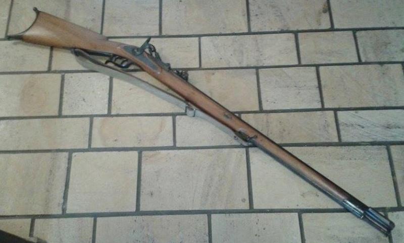 Fusil d'infantrie 1863/67 Milban17