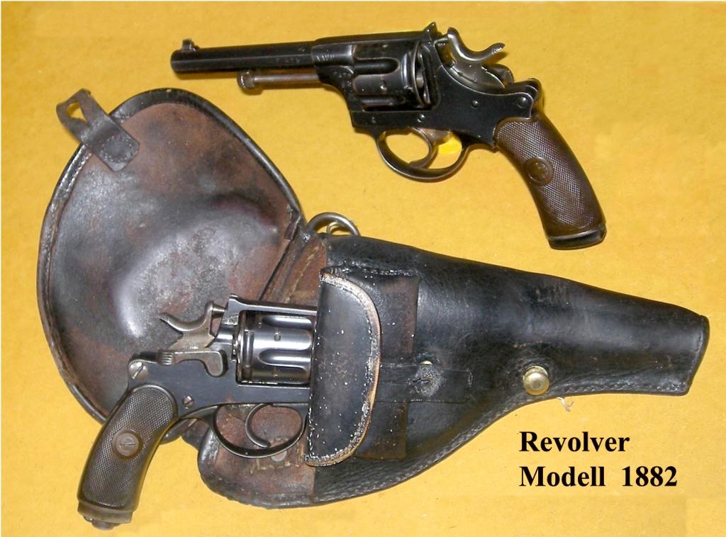 Les revolvers Suisses 1882 - 82 / 29 et leur munition Ordonn10