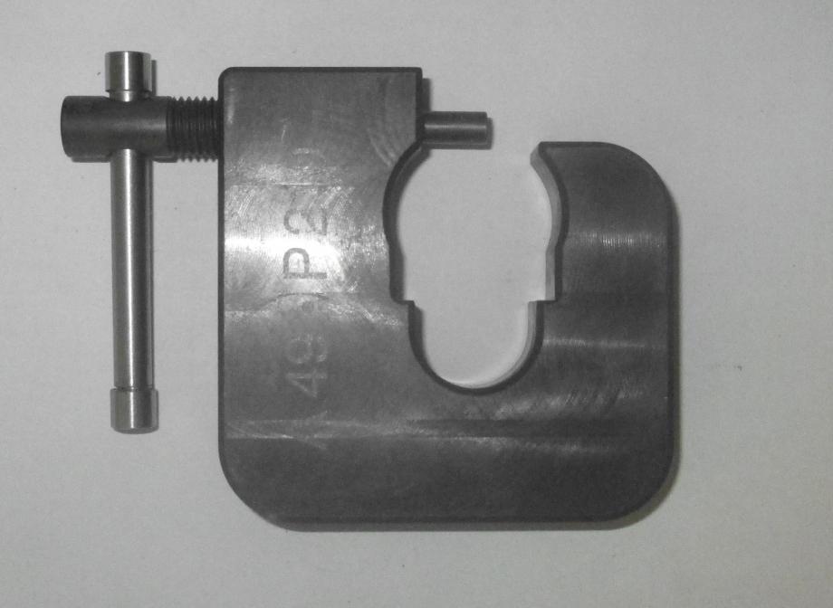 Pistolet SIG  P210  Outils de réglage du guidon ?? P49-p210