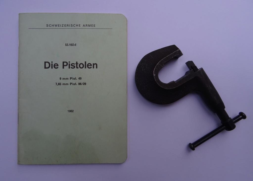 Dérive-guidon arme d'épaule Suisse ... K11 ? K 31 ? P4911