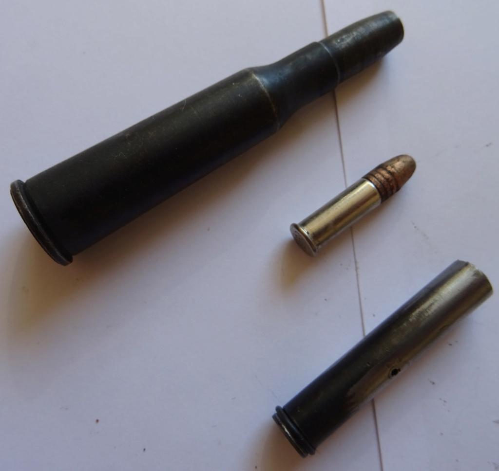 Réducteur 8 x 50 R Lebel  >>  22 LR Rzoduc11