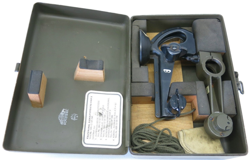 Support pour signal pistolet Suisse SIG P 210 Suppor11