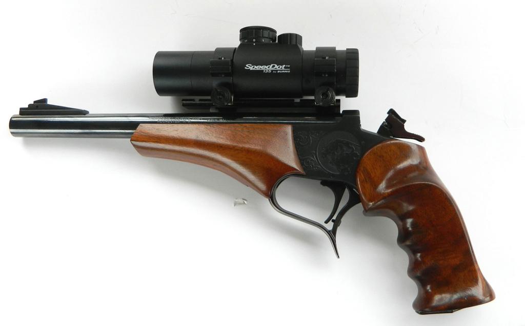 Plaquettes et longuesse pour pistolet !!!!!! Thomps10