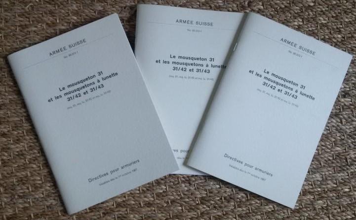 K  31  le manuel du soldat en PDF Xx11