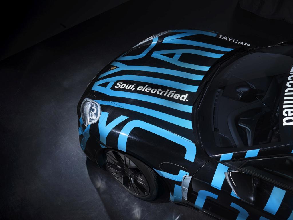 2019 - [Porsche] Taycan [J1] - Page 4 010