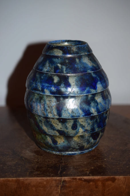 Unknown raku POTTERY vase?? Dsc_0237