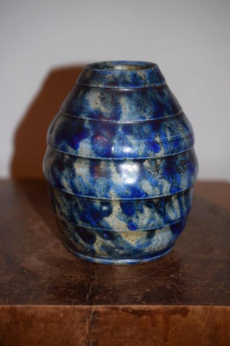 Unknown raku POTTERY vase?? Dsc_0238