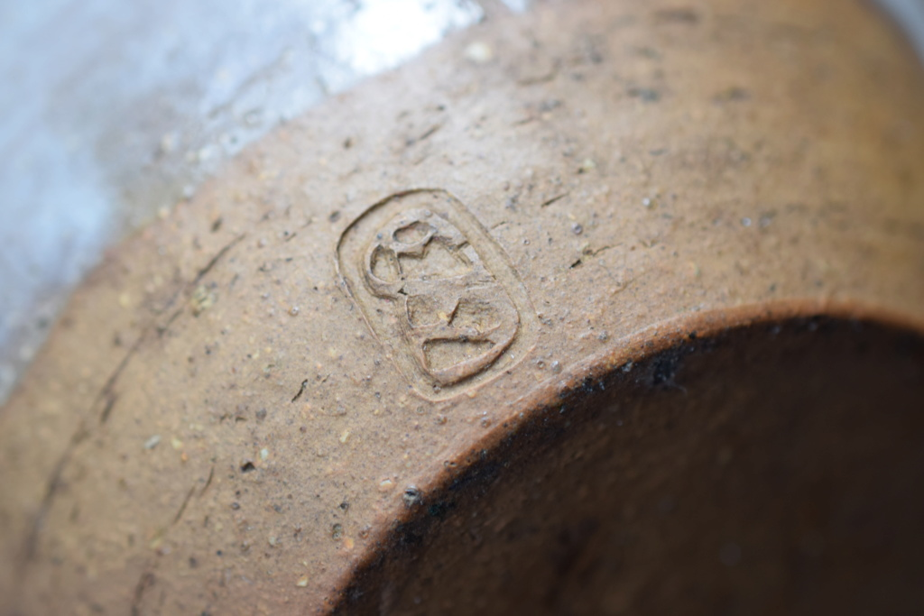 MKS mark on pottery jug - Mildred Slatter  Dsc_1021