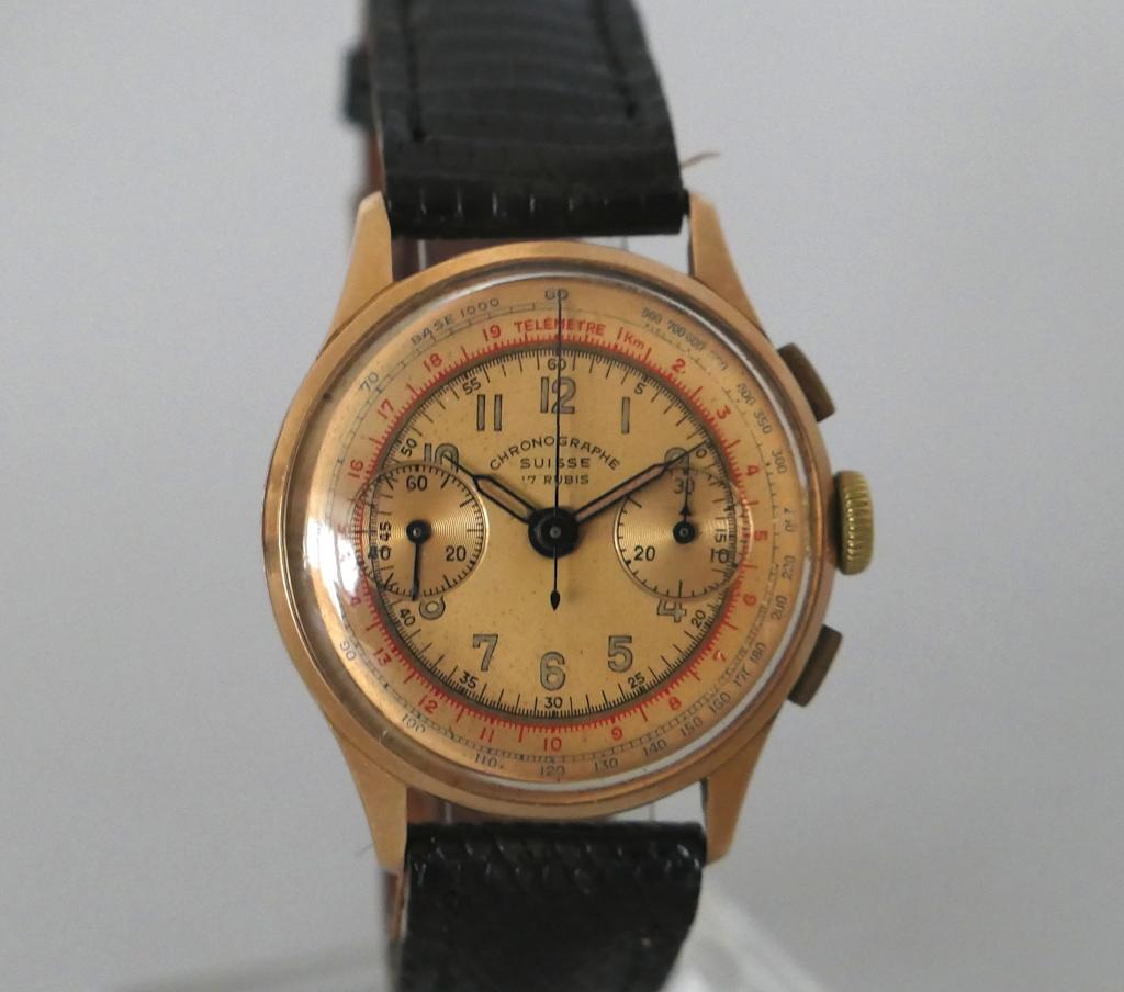 Mido -  [Postez ICI les demandes d'IDENTIFICATION et RENSEIGNEMENTS de vos montres] - Page 2 Chrono10