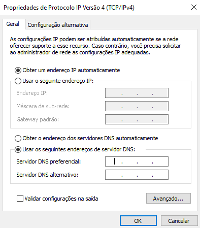 CleanBrowsing: Alternativa ao OpenDNS Captur23