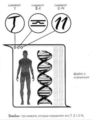 Раду Синамар - перевод книги «Забытый генезис» 1410