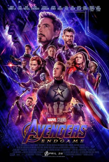 Avengers : Endgame [Marvel - 2019] - Page 4 Aveneg10