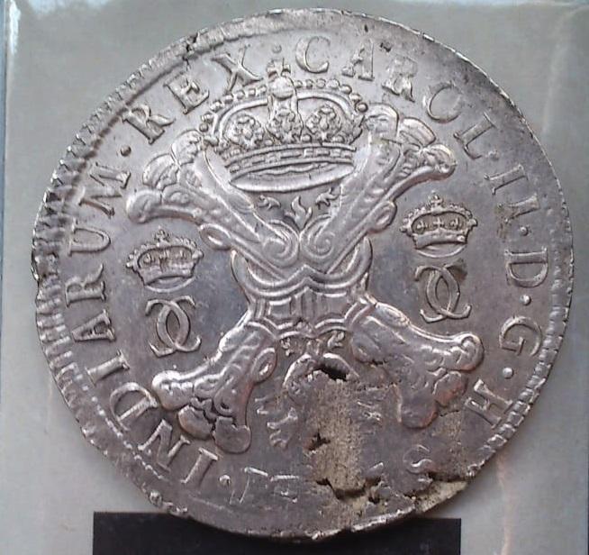 España, su imperio y la madre que parió a la cantidad de monedas que hicieron. 12010