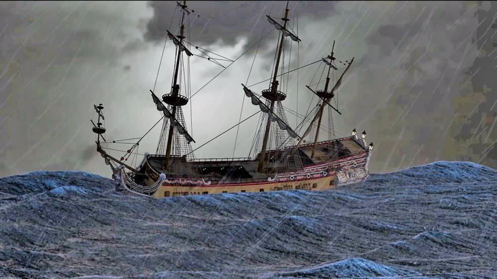 La última travesía de los reyes del mar, galeones Tolosa y el Nuestra Señora de Guadalupe 15373710