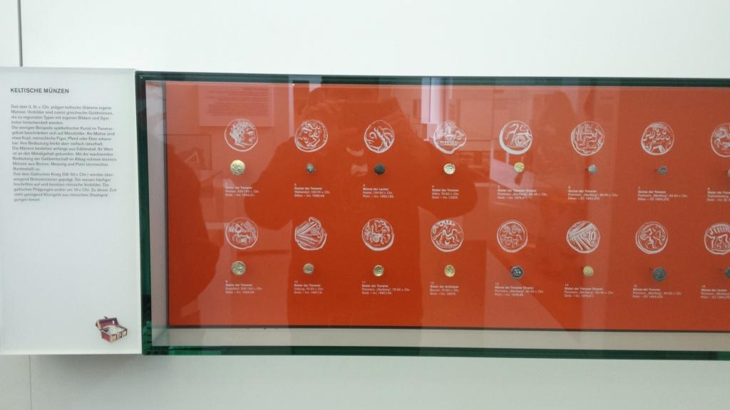 Museo Trier Alemania (seccion numismatica) 20150910