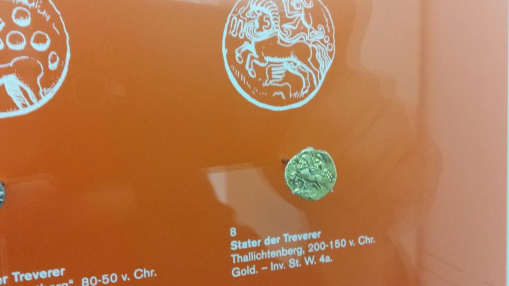 Museo Trier Alemania (seccion numismatica) 20150912