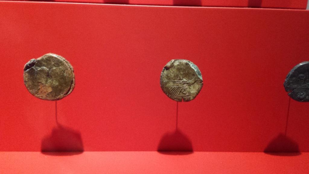 Museo Trier Alemania (seccion numismatica) 20150915