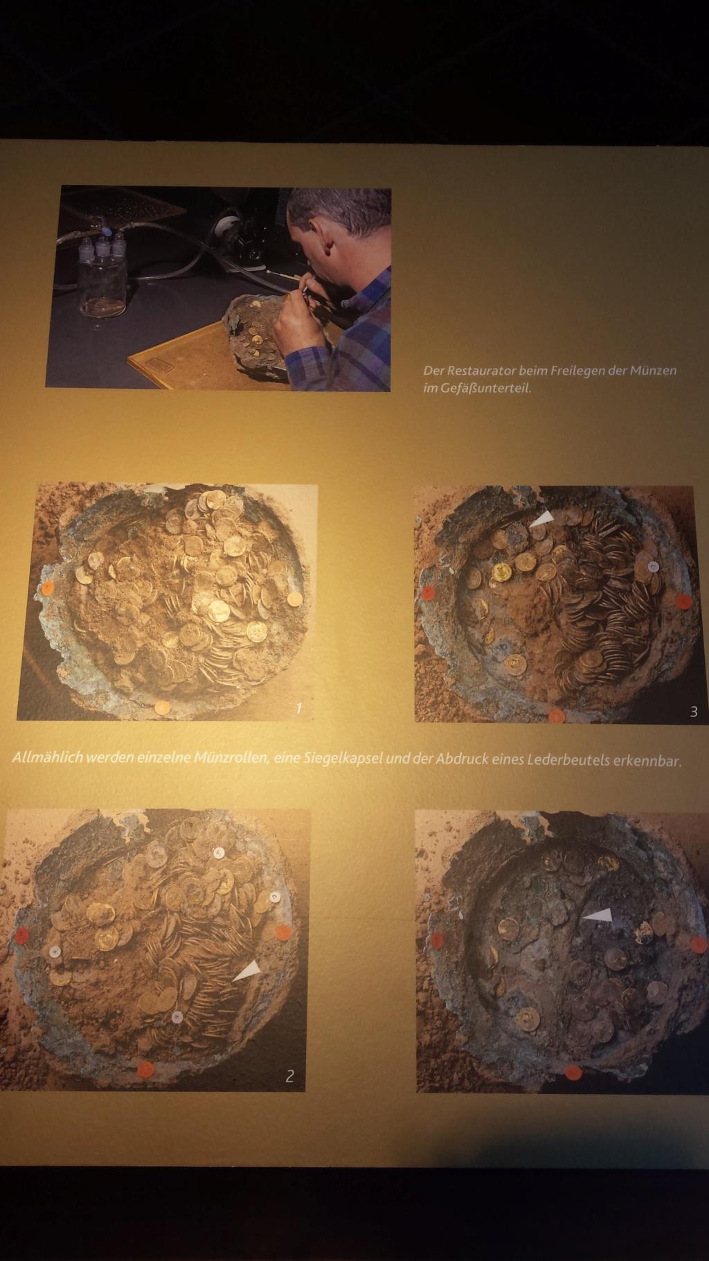 Museo Trier Alemania (seccion numismatica) 20150924