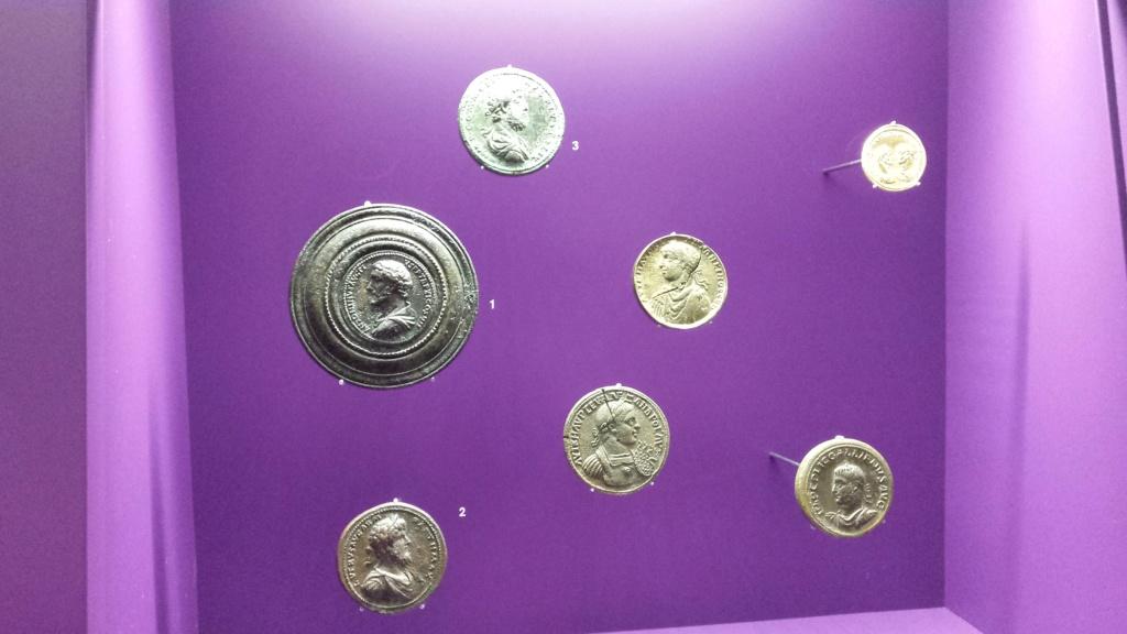 Museo Trier Alemania (seccion numismatica) 20150926